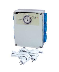 GSE Timer Box II 6x600w