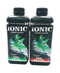 IONIC Soil Grow & Bloom 1L Kit