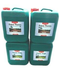 Canna Aqua Vega & Flores A&B 5L