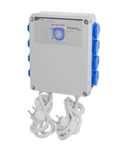 GSE Timer Box II 8x600w