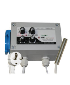 GSE Climate Control Temperature Hysteresis speed