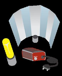 Lys-kit